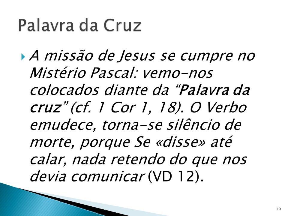 Palavra da Cruz