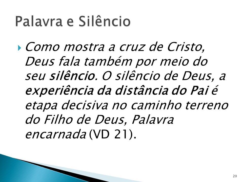 Palavra e Silêncio