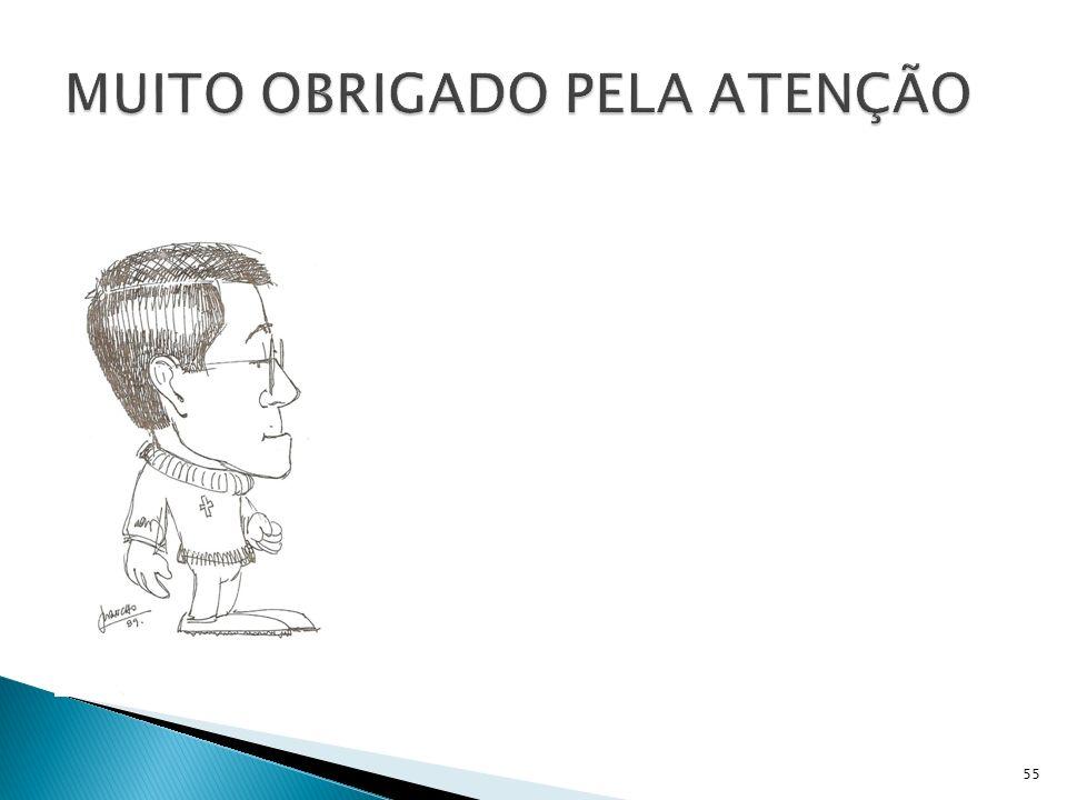 MUITO OBRIGADO PELA ATENÇÃO