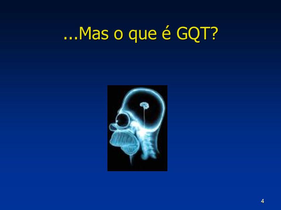 ...Mas o que é GQT