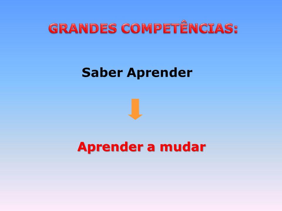 GRANDES COMPETÊNCIAS: