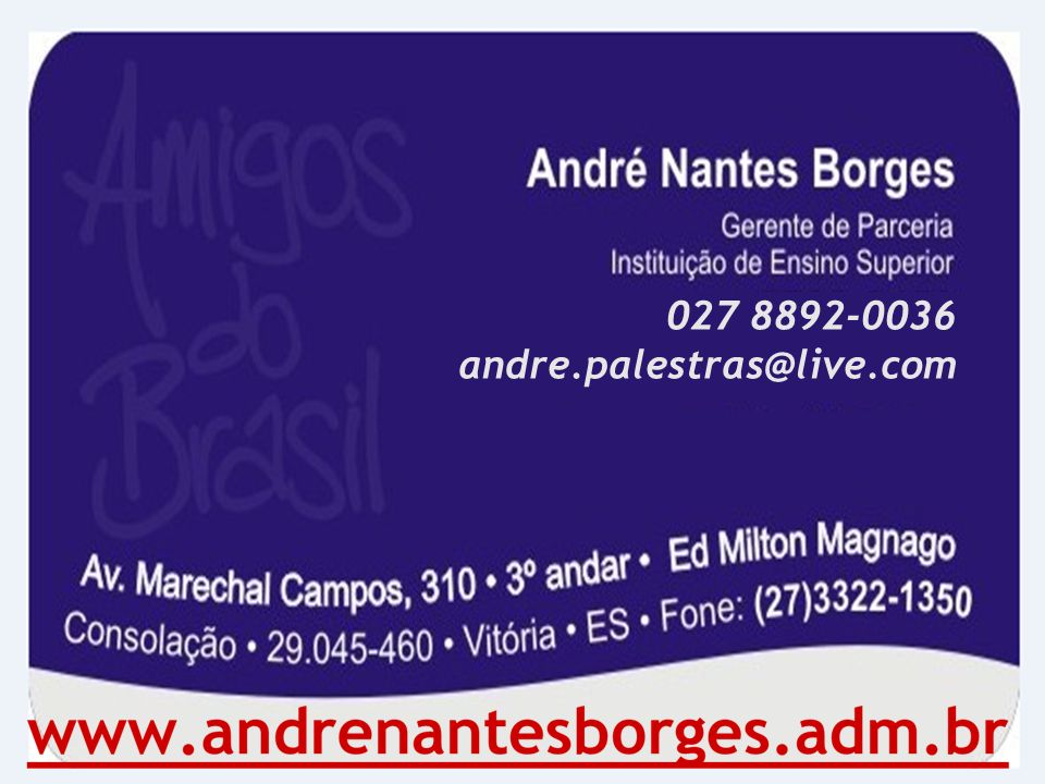 027 8892-0036 andre.palestras@live.com
