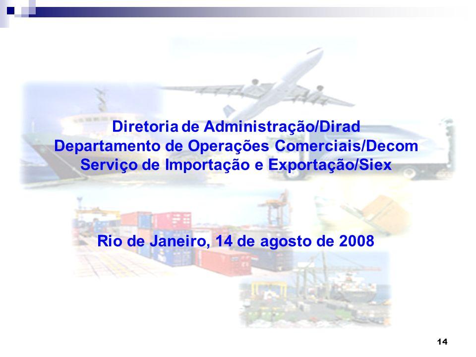 Diretoria de Administração/Dirad
