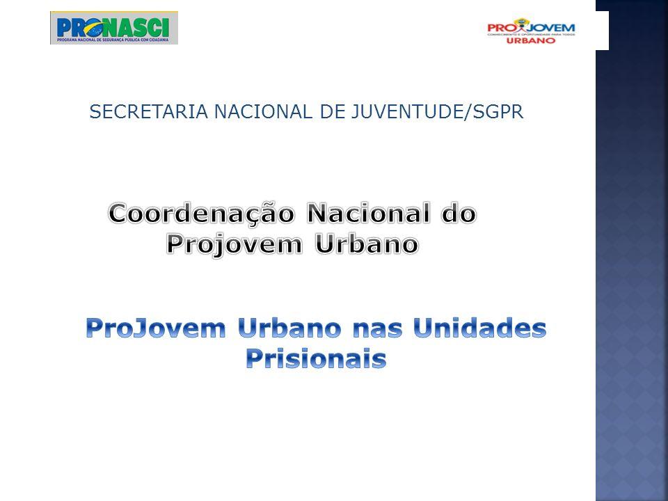 Coordenação Nacional do Projovem Urbano