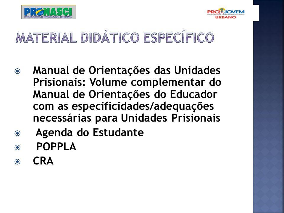 Material Didático específico