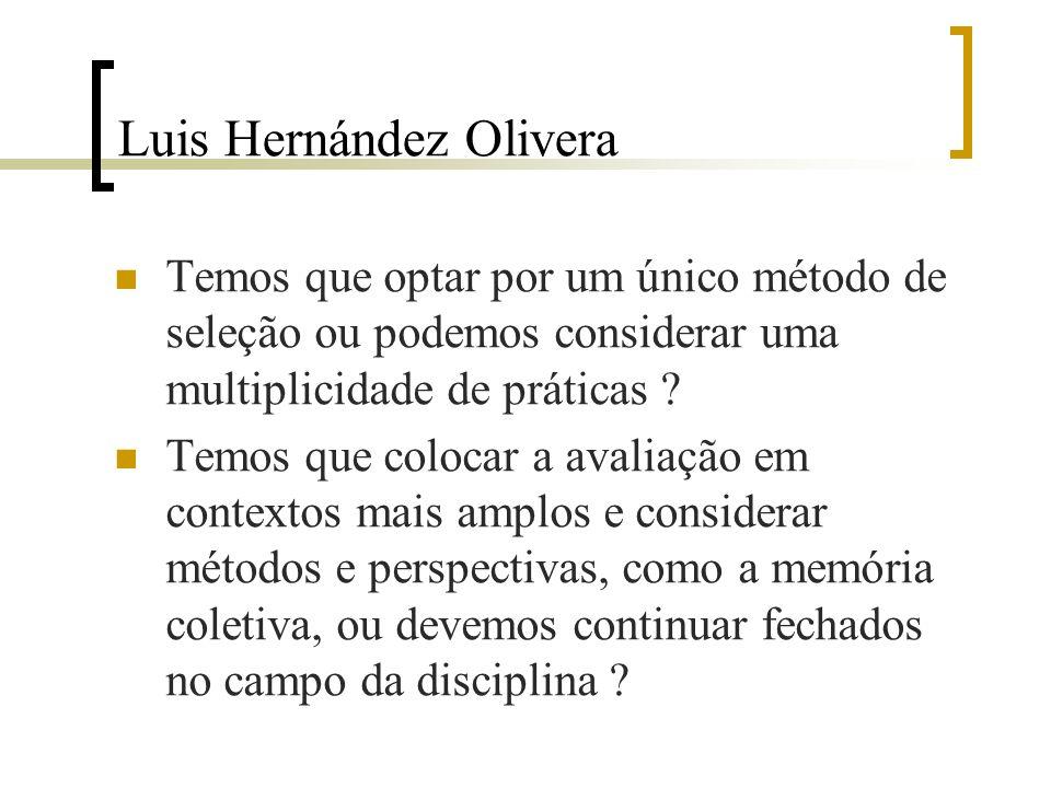 Luis Hernández Olivera