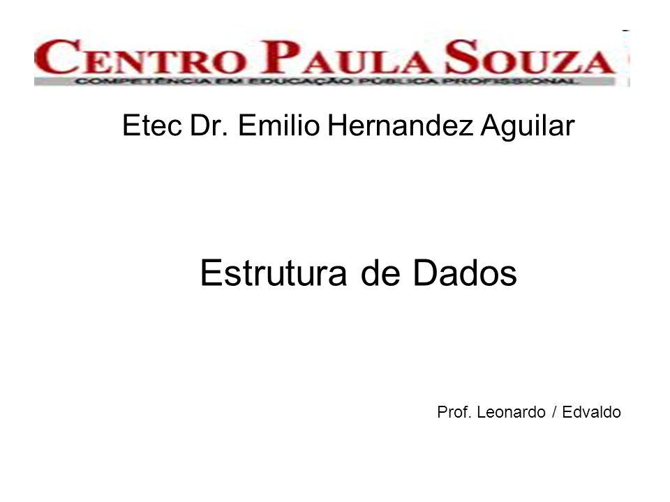 Etec Dr. Emilio Hernandez Aguilar