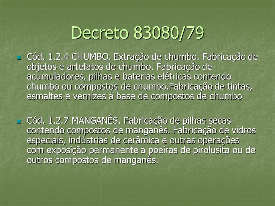 Decreto 83080/79
