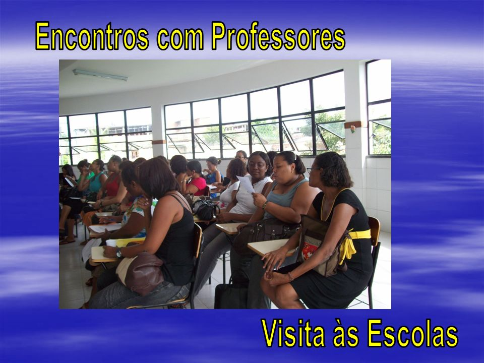 Encontros com Professores