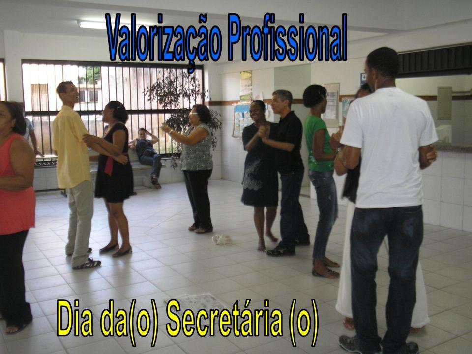 Valorização Profissional Dia da(o) Secretária (o)
