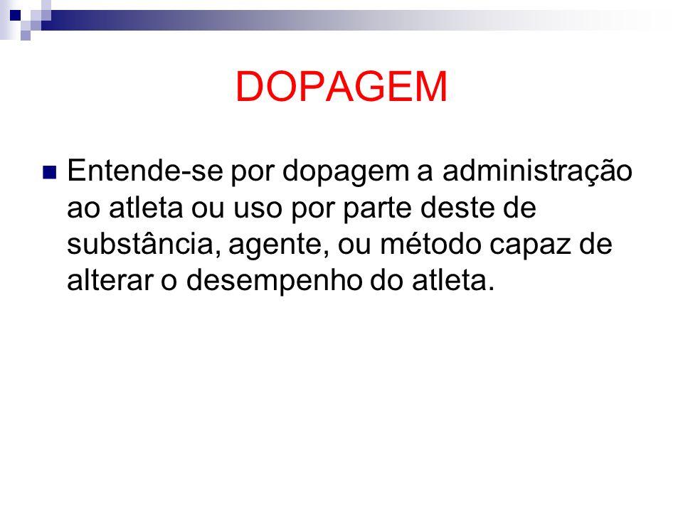 DOPAGEM