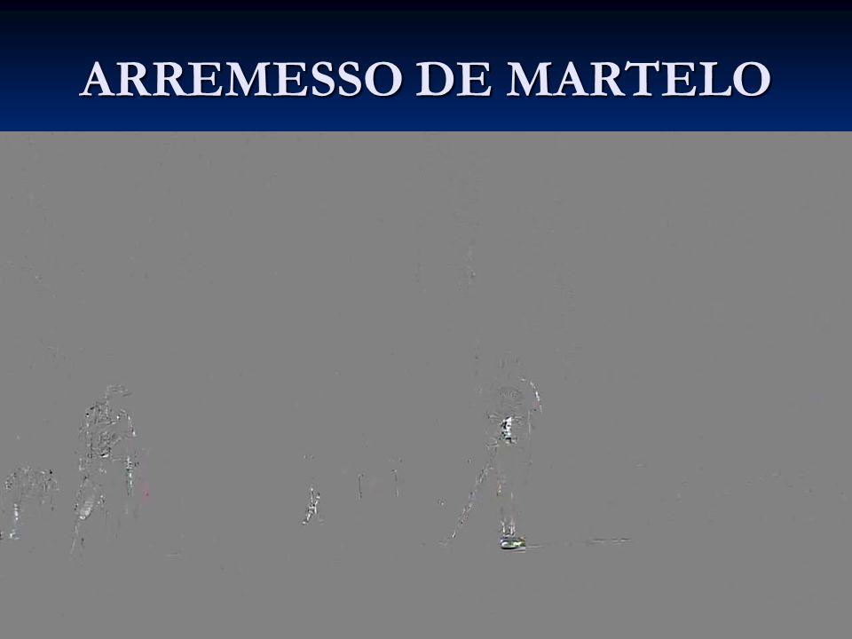 ARREMESSO DE MARTELO