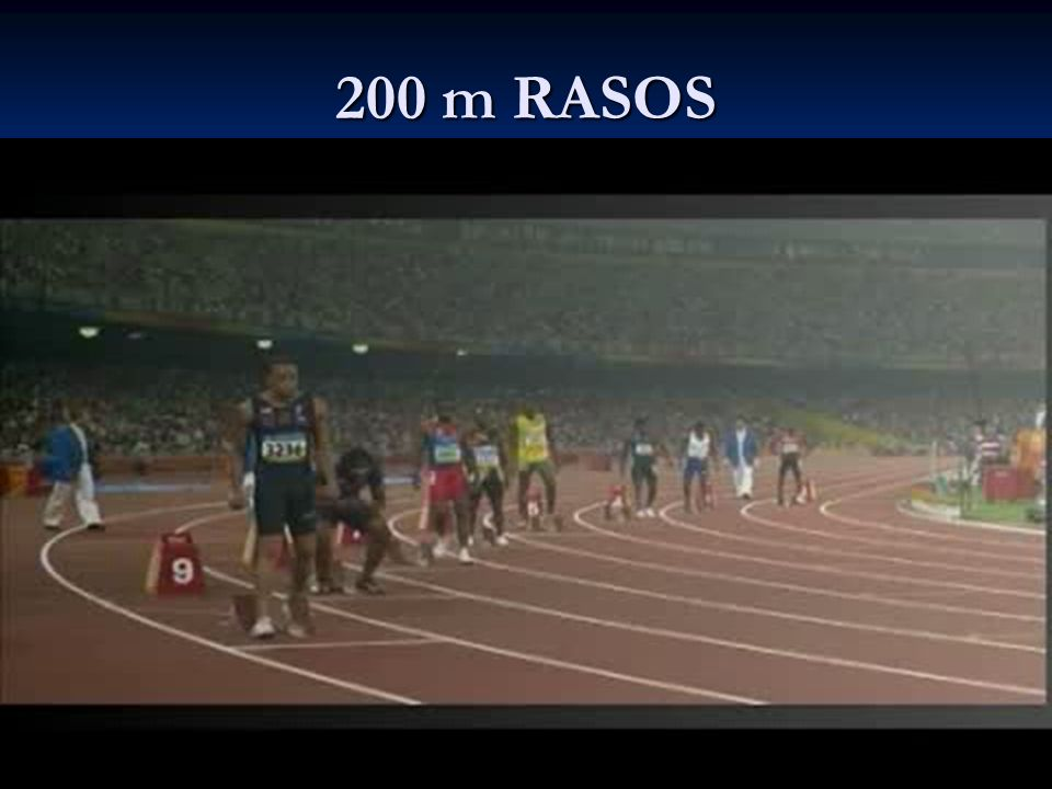 200 m RASOS