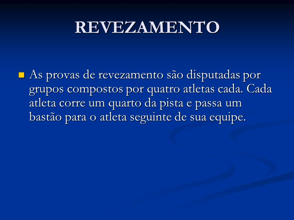 REVEZAMENTO
