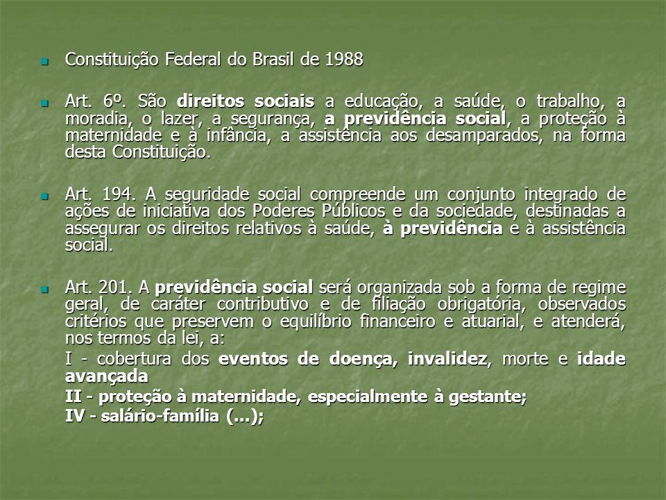 Constituição Federal do Brasil de 1988