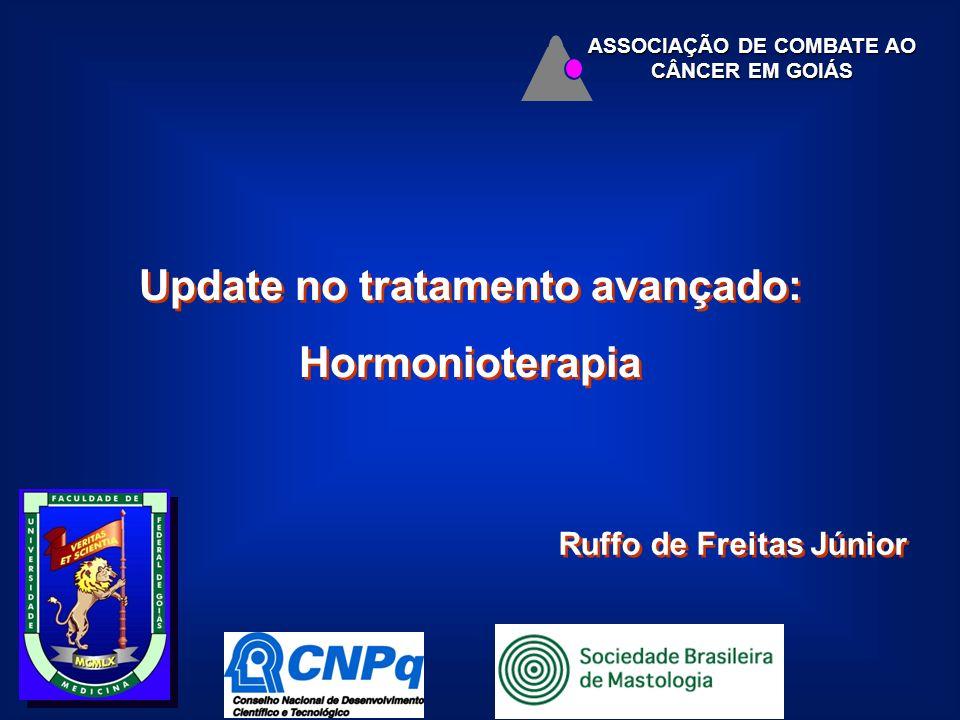 Update no tratamento avançado: Hormonioterapia