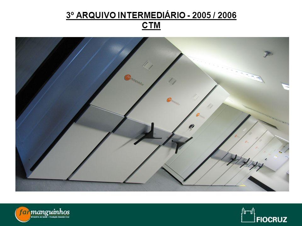 3º ARQUIVO INTERMEDIÁRIO - 2005 / 2006 CTM