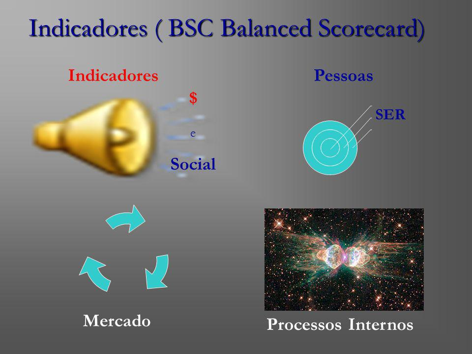 Indicadores ( BSC Balanced Scorecard)