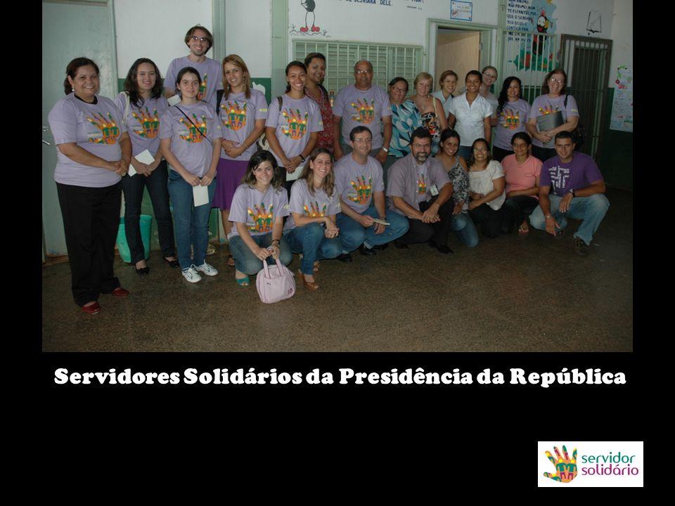 Servidores Solidários da Presidência da República