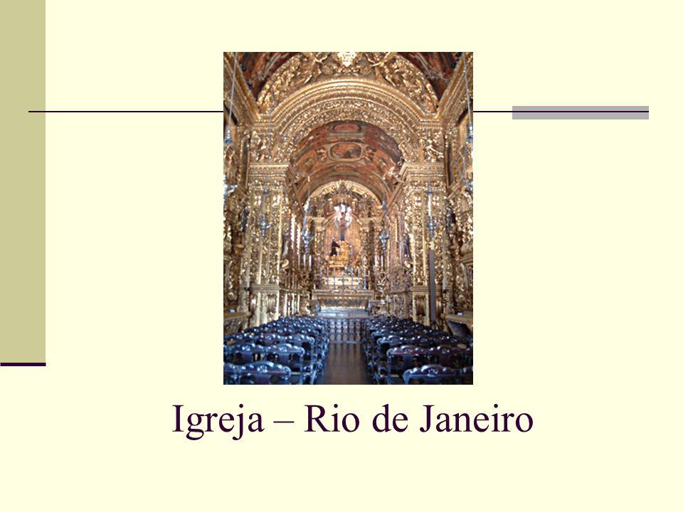 Igreja – Rio de Janeiro