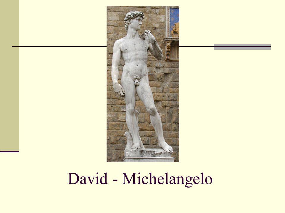 David - Michelangelo
