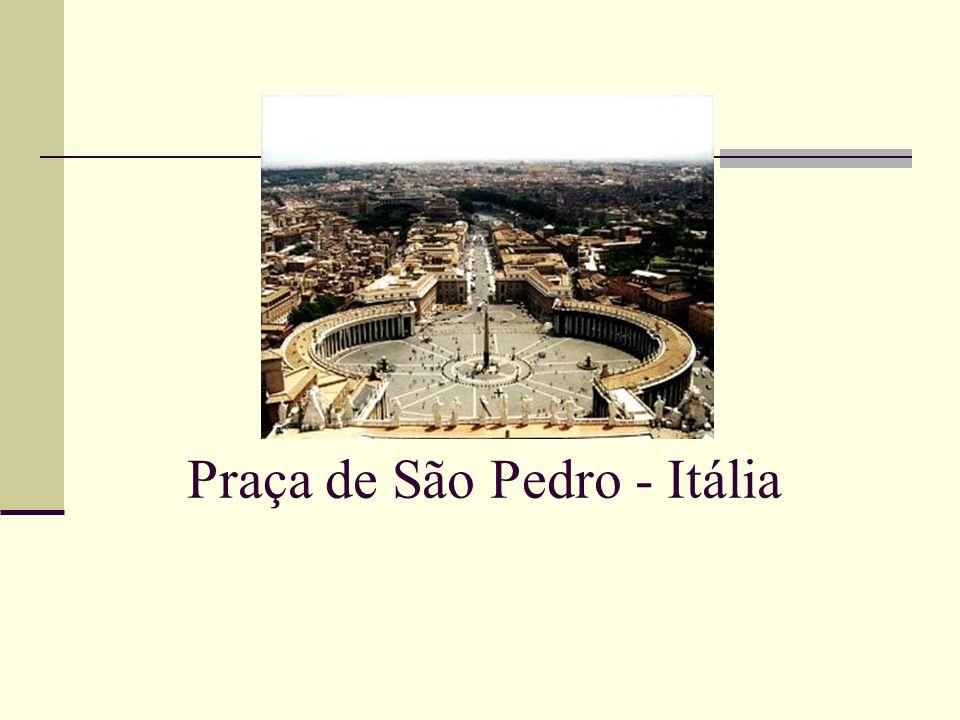 Praça de São Pedro - Itália