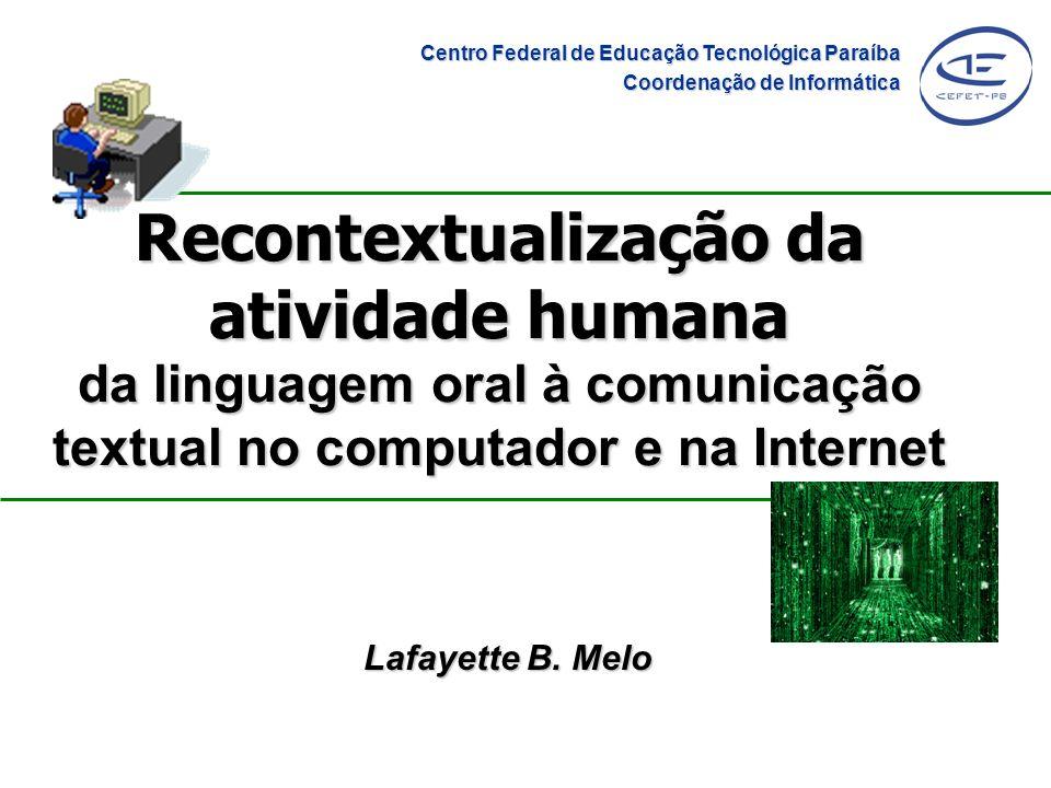 Centro Federal de Educação Tecnológica Paraíba