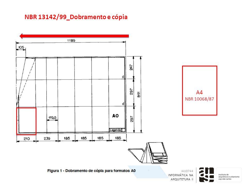 NBR 13142/99_Dobramento e cópia