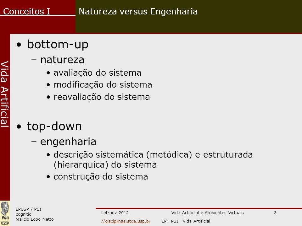 Natureza versus Engenharia