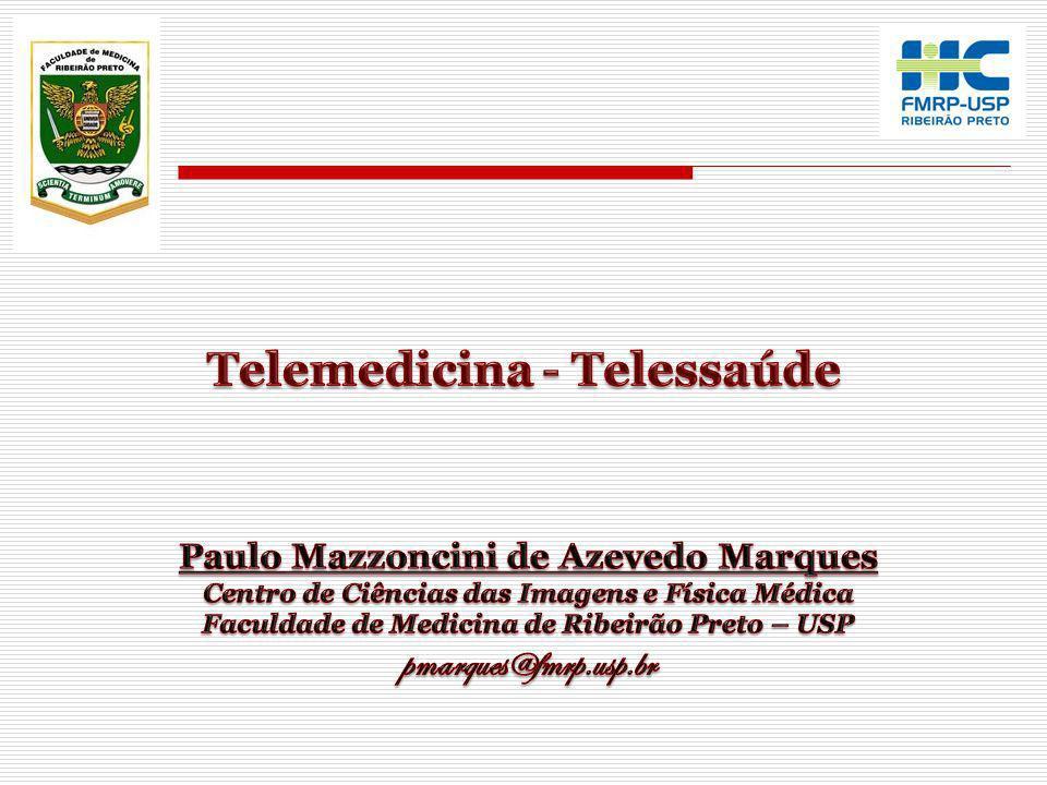 Telemedicina - Telessaúde