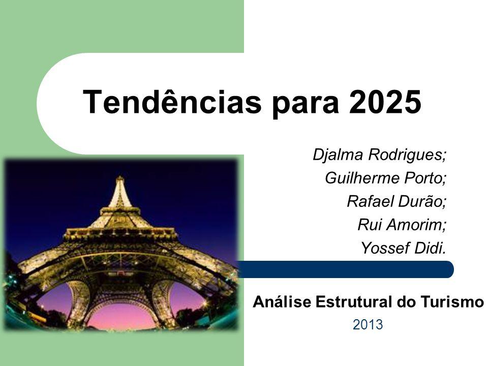 Tendências para 2025 Djalma Rodrigues; Guilherme Porto; Rafael Durão;