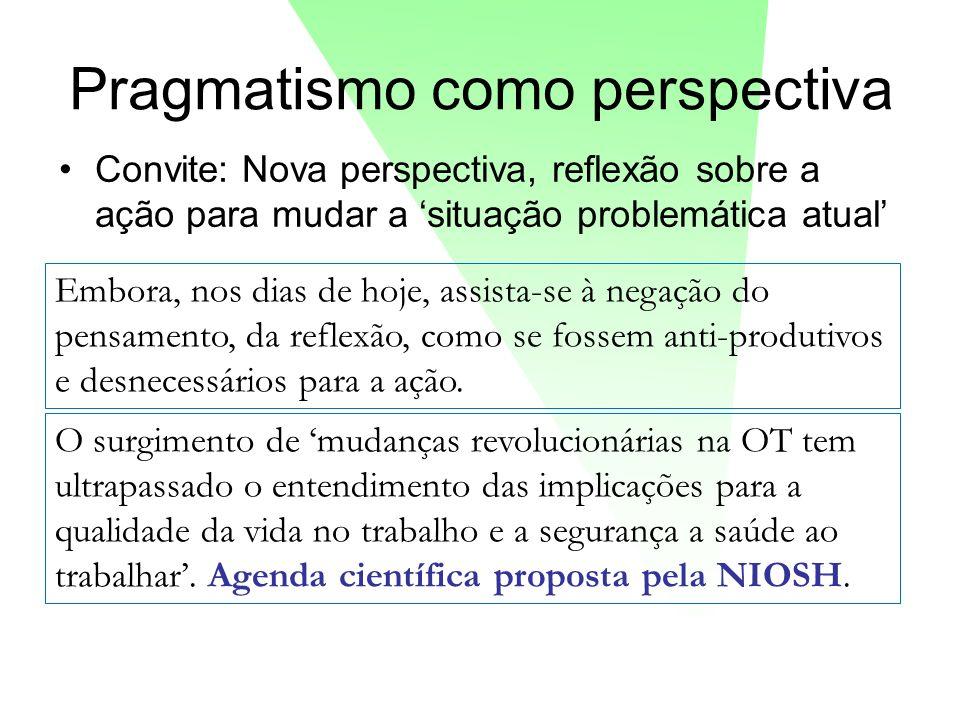 Pragmatismo como perspectiva