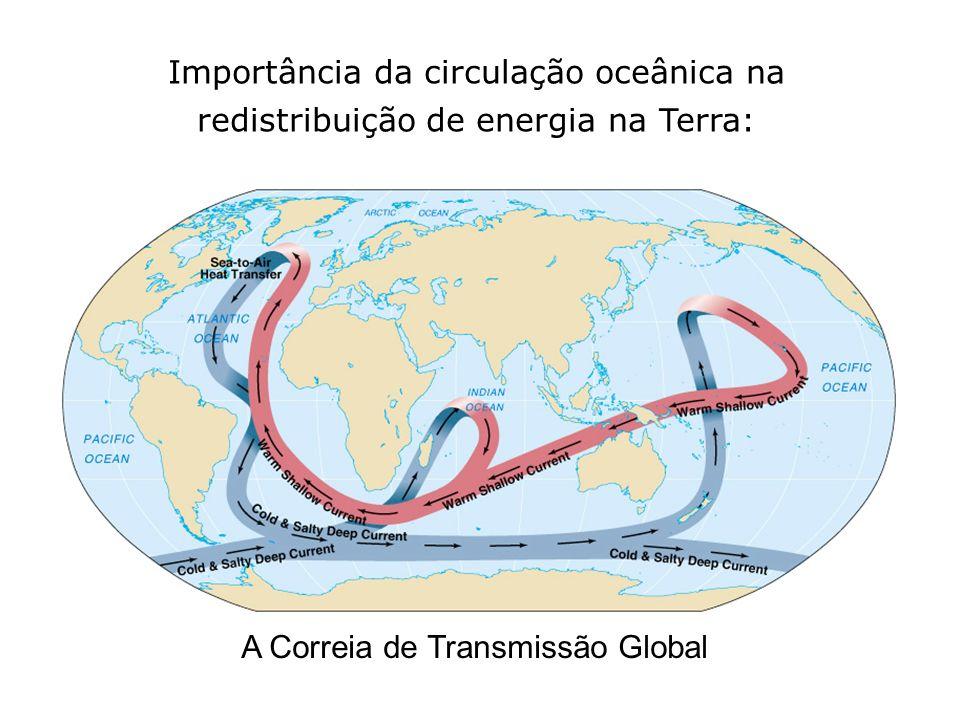 A Correia de Transmissão Global