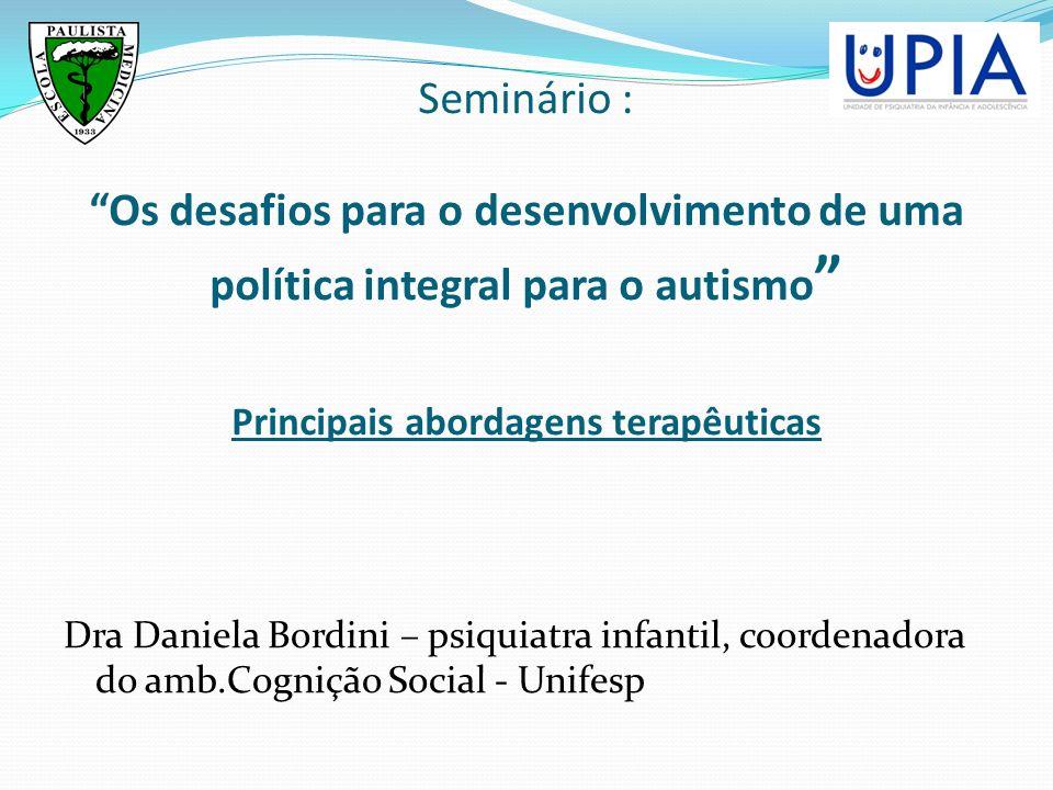 Dra Daniela Bordini – psiquiatra infantil, coordenadora do amb