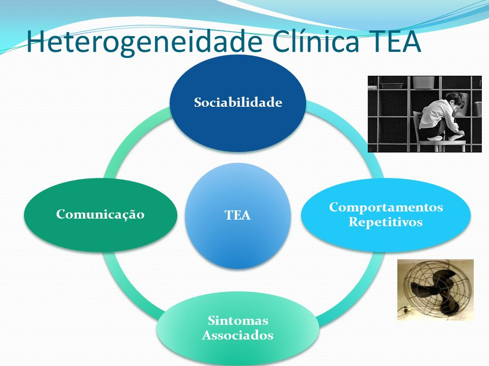 Heterogeneidade Clínica TEA