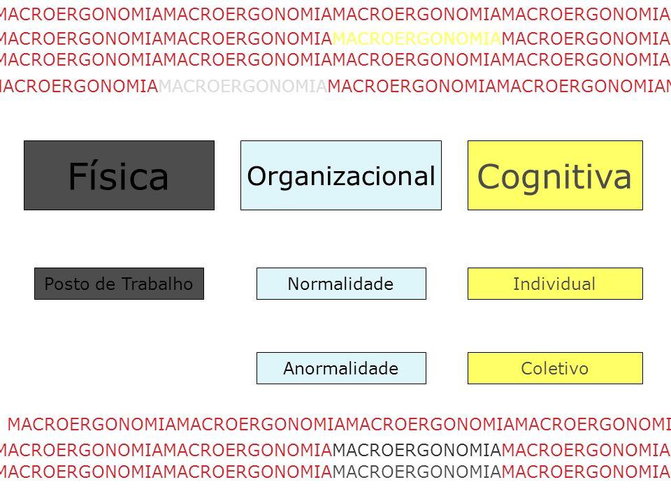 Física Cognitiva Organizacional