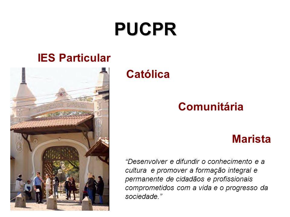 PUCPR IES Particular Católica Comunitária Marista