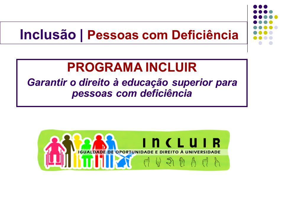 Inclusão | Pessoas com Deficiência