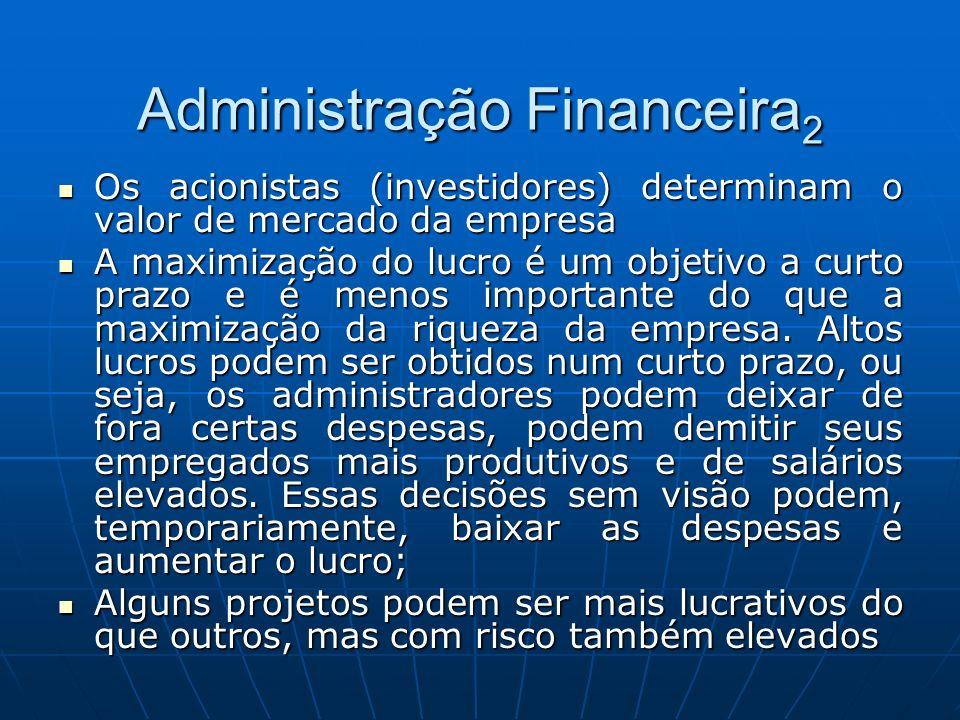 Administração Financeira2