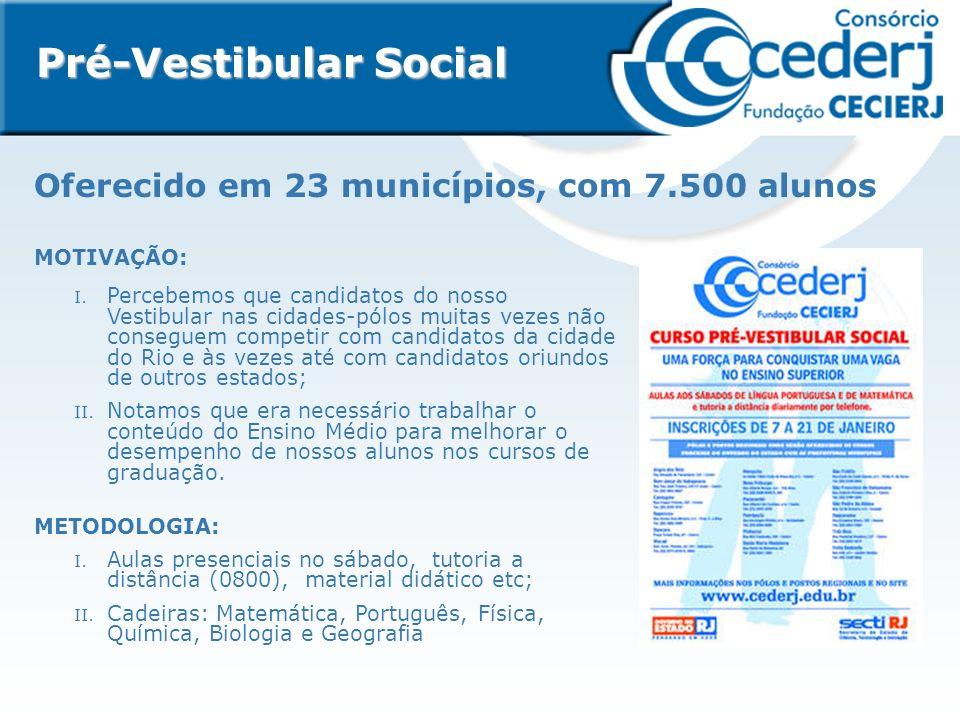Pré-Vestibular Social