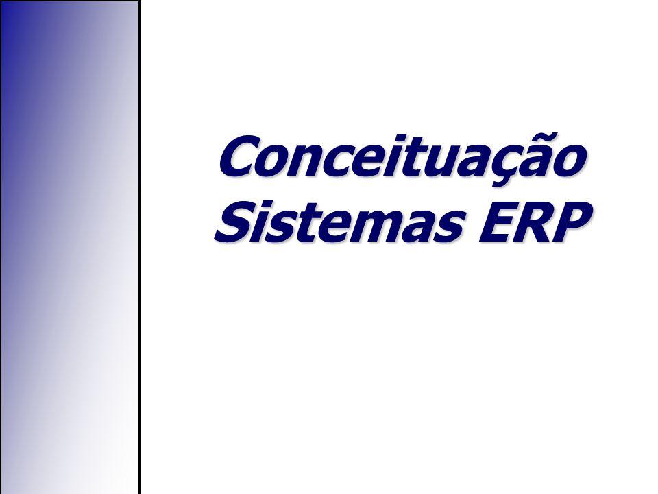 Conceituação Sistemas ERP