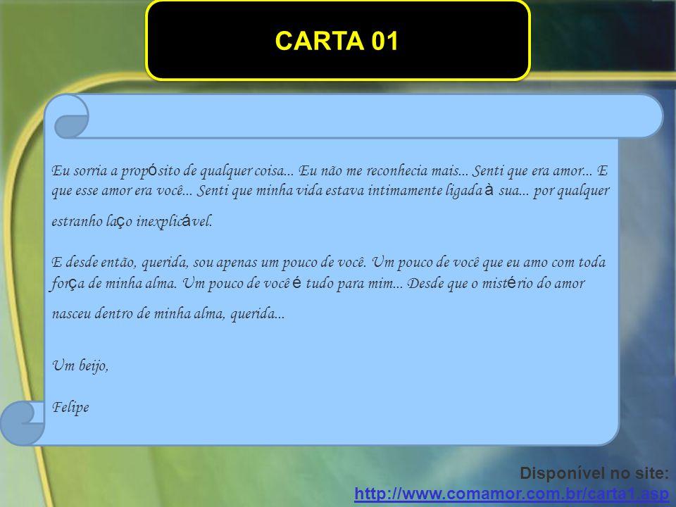 CARTA 01
