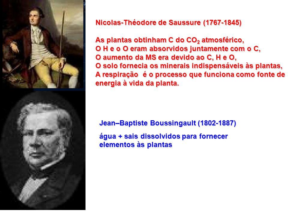 Nicolas-Théodore de Saussure (1767-1845)