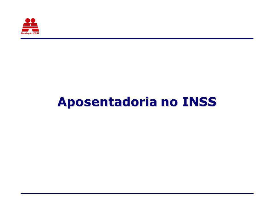 Aposentadoria no INSS