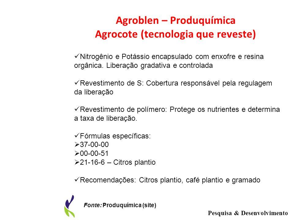 Agrocote (tecnologia que reveste)