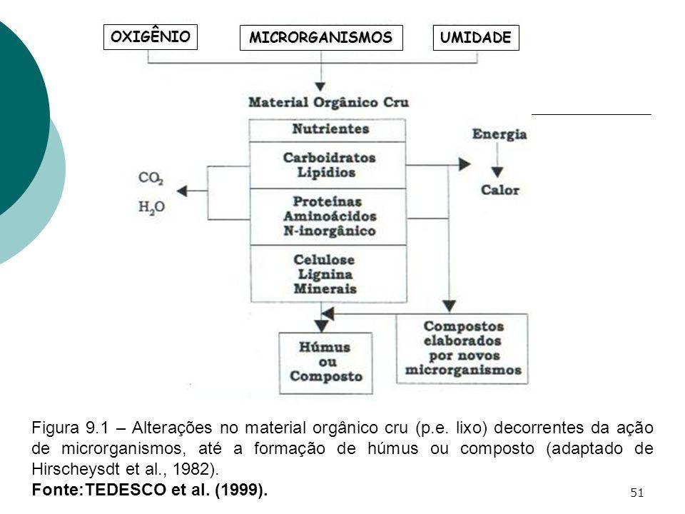 OXIGÊNIO MICRORGANISMOS. UMIDADE.