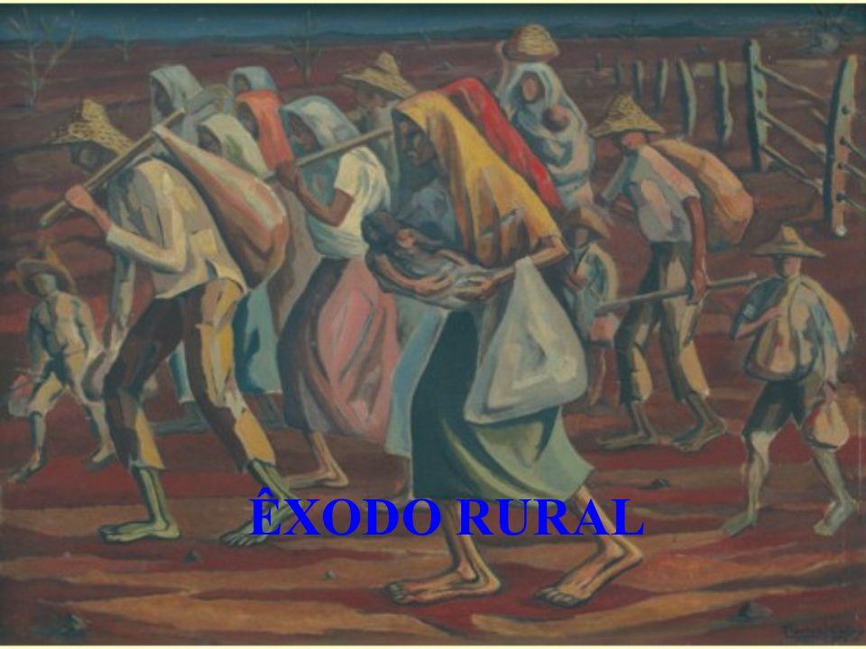 ÊXODO RURAL