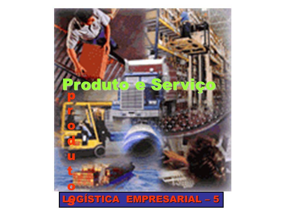 Produto e Serviço produtos LOGÍSTICA EMPRESARIAL – 5