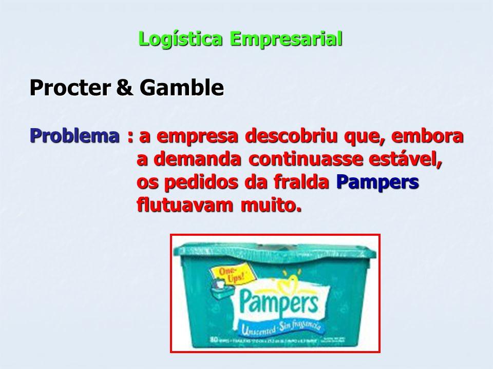 Procter & Gamble Logística Empresarial