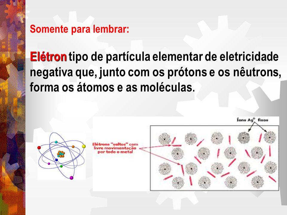 Elétron tipo de partícula elementar de eletricidade